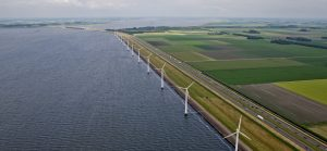 Dutch windmills
